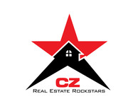 CZ Real Estate Rockstars Logo - Entry #82