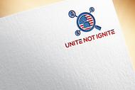 Unite not Ignite Logo - Entry #111