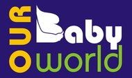 Logo for our Baby product store - Our Baby Our World - Entry #96