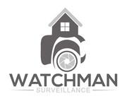 Watchman Surveillance Logo - Entry #169