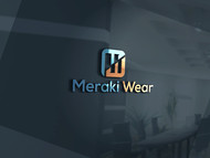 Meraki Wear Logo - Entry #197