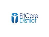 FitCore District Logo - Entry #181