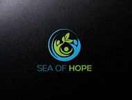 Sea of Hope Logo - Entry #255