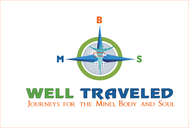 Well Traveled Logo - Entry #4