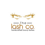 the lash co. Logo - Entry #120