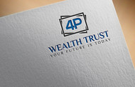 4P Wealth Trust Logo - Entry #375