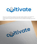 cultivate. Logo - Entry #164