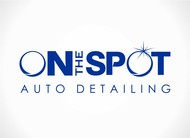 On the Spot Auto Detailing Logo - Entry #129