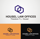 Housel Law Offices  : Theodore F.L. Housel Logo - Entry #27