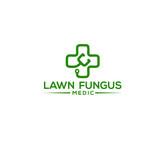 Lawn Fungus Medic Logo - Entry #95