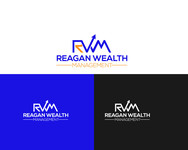 Reagan Wealth Management Logo - Entry #6