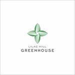 Lilac Hill Greenhouse Logo - Entry #27
