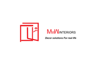 MvW Interiors Logo - Entry #73