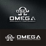 Omega Sports and Entertainment Management (OSEM) Logo - Entry #90