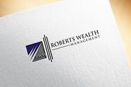 Roberts Wealth Management Logo - Entry #298
