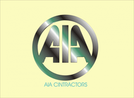 AIA CONTRACTORS Logo - Entry #72