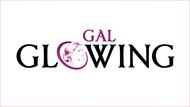 Glowing Gal Logo - Entry #8