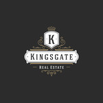 Kingsgate Real Estate Logo - Entry #97