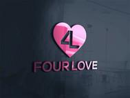 Four love Logo - Entry #39