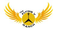 The Flying V Ranch Logo - Entry #58