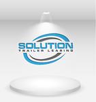 Solution Trailer Leasing Logo - Entry #293