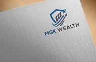 MGK Wealth Logo - Entry #486