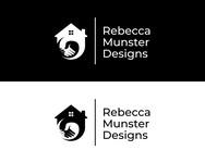 Rebecca Munster Designs (RMD) Logo - Entry #204