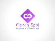 Claire's Spot Logo - Entry #35