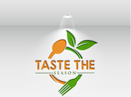 Taste The Season Logo - Entry #62