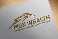 MGK Wealth Logo - Entry #302