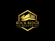 Rock Ridge Wealth Logo - Entry #351