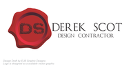 Derek Scot, Design Contractor Logo - Entry #78