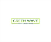 Green Wave Wealth Management Logo - Entry #222