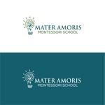 Mater Amoris Montessori School Logo - Entry #302