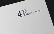 4P Wealth Trust Logo - Entry #388