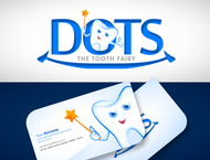 dots, the tooth fairy Logo - Entry #76
