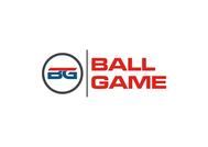 Ball Game Logo - Entry #21