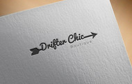 Drifter Chic Boutique Logo - Entry #165