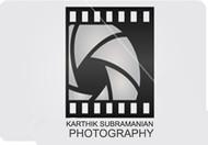 Karthik Subramanian Photography Logo - Entry #113