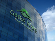 Green Wave Wealth Management Logo - Entry #158