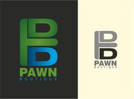 Either Midtown Pawn Boutique or just Pawn Boutique Logo - Entry #20