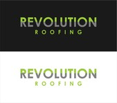 Revolution Roofing Logo - Entry #19
