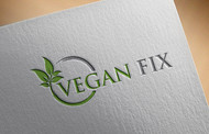 Vegan Fix Logo - Entry #34