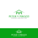 Peter V Pirozzi General Contracting Logo - Entry #153