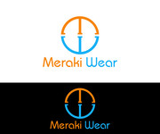 Meraki Wear Logo - Entry #222