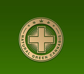 Natural Green Cannabis Logo - Entry #28
