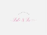 Lali & Loe Clothing Logo - Entry #28