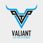 Valiant Inc. Logo - Entry #248