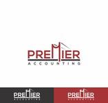 Premier Accounting Logo - Entry #238