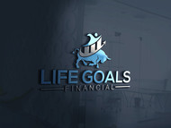 Life Goals Financial Logo - Entry #181